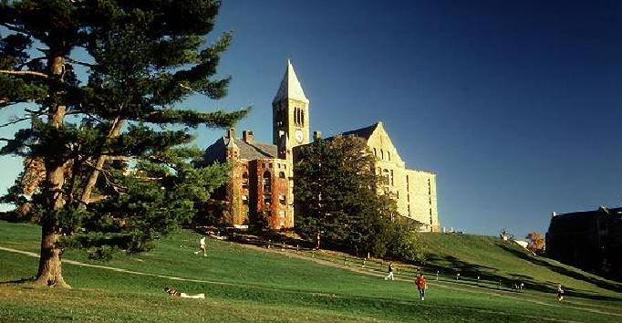 Cornell university creative writing